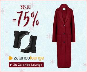 Zalando Lounge Banner: Bis zu 75% Rabatt