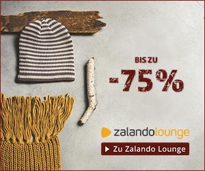 Zalando Lounge Banner