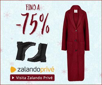 Abbigliamento, scarpe, accessori. Sconti fino a -75%. Compra a minor prezzo in Zalando Privé.